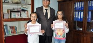2 kardeş kumbaradaki paralarını Halepli çocuklara bağışladı
