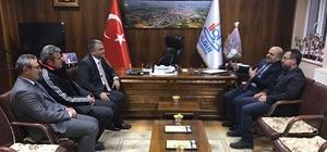 Milletvekili Baloğlu'ndan Ilgın Belediyesine ziyaret