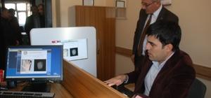 Tokat'ta çipli kimlik kartı verilmeye başlandı