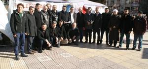 Devrek'ten Halep'e yardım desteği