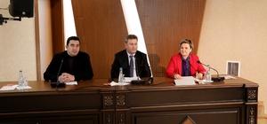 2017 yılının ilk meclis toplantısı yapıldı