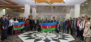Azerbaycan Yüreğimde Bir Şahdamardır Gecesine büyük ilgi