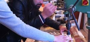 Çaycuma MYO ahşap oyuncak atölyesi sosyal sorumluluk projesine imza attı