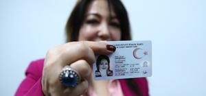 Antalyalılar'dan yeni kimlik kartına ilgi