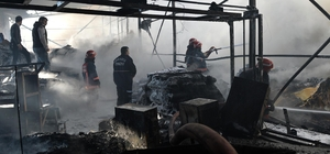 GÜNCELLEME - Sakarya'daki yangın