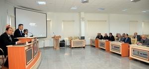 Bilecik'te İl Encümen ve OSB toplantısı