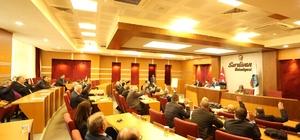 Serdivan Belediye Meclisi 2017 yılının ilk toplantısını gerçekleştirdi