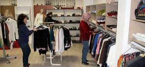 Silifke'de Sosyal Market'ten 2 bin 720 kişi faydalandı
