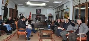 Simav'da 'Sosyal Hizmet Merkezi' için belediyeden destek