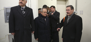 Bakan Arslan Keçiören Metrosu'nda incelemelerde bulundu