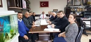 Yılın ilk meclisi toplandı
