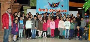 Başkan Subaşıoğlu çocuklarla buluştu