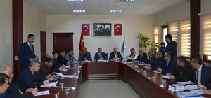 Dilovası Belediyesi 2017'nin ilk Meclis toplantısını gerçekleştirdi