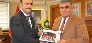 """Ereğli Belediyesi, resmi yazışmalarda """"15 Temmuz"""" temalı pullar kullanacak"""
