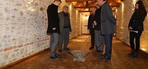Demirciler Odası'ndan Kent Müzesi'ne yüz yıllık örs