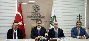 Malatya Büyükşehir Belediyesi 2016 yılında kültürel etkinliklerini değerlendirdi