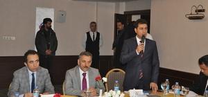 Tunceli Valisi Osman Kaymak: