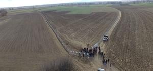 Odunpazarı Belediyesi Kırsal Hizmetler Müdürlüğü'nün çalışmaları