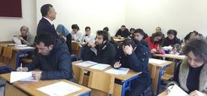 Öğretmenlere okur-yazarlık semineri