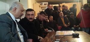 Tatlıoğlu Türkmenlerin dertlerini dinledi
