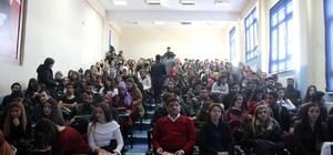 """CV Hazırlama ve Mülakat Teknikleri"""" semineri"""