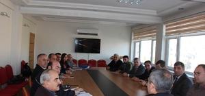 Tosya'da uyuşturucuyla mücadele koordinasyon toplantısı yapıldı