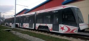 Dördüncü yerli tramvay raya indi