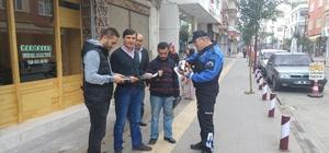Polis vatandaşı dolandırıcılara karşı uyardı