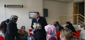 Çüngüş'te belediyeden bir ilk daha: İlçede kadınlar lokali açıldı