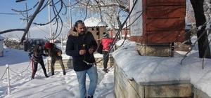 Ermenilerin Yanık Cami'de diri diri yaktığı 300 Türk anıldı