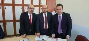 Niksar'da mesleki ve teknik eğitimde işbirliği protokolü imzalandı