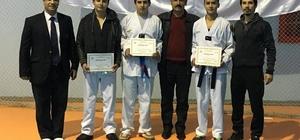 Taekwondo turnuvasında büyük başarı