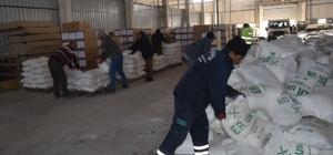 Halep'e yardımlar çığ gibi büyüyor