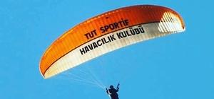 Adıyaman'da ücretsiz yamaç paraşütü kursu verilecek