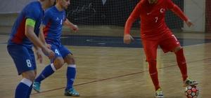 Futsal: Hazırlık maçı