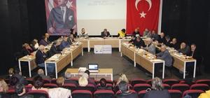 Kuşadası Belediyesi Meclisi 2017'nin ilk toplantısını yaptı