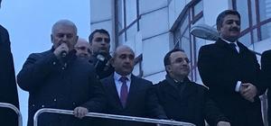 AK Parti Kilis Milletvekili Reşit Polat: