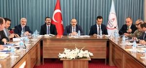 """Vali İsmail Ustaoğlu: """"Bayburt Kalkınma Platformu Kuruluyor"""""""