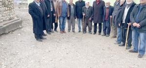 AK Parti Besni teşkilatı köylülerle bir araya geldi