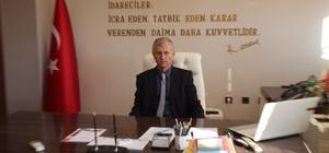 Foça Kaymakamı Ali Çetin göreve başladı
