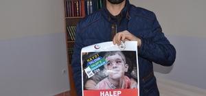 """""""Halep İçin Harekete Geç"""" kampanyası"""