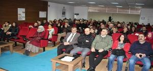 Aksaray'da sağlık personeline verem eğitimi verildi