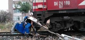 Hatay'da hemzemin geçitte kaza: 6 yaralı