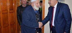 Sargın, Dünya Gürcü Müslümanları Birliği'ni ağırladı