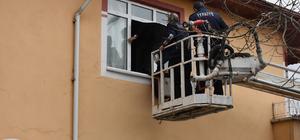 Amasya'da bir kişi evinde ölü bulundu