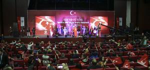 """Arif Nihat Asya'nın """"Bayrak"""" şiirini okuma yarışması"""