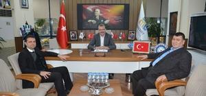 """Başkan Özkan: """"Eğitime Olan Desteğimiz Sürecek"""""""