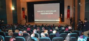 Halepliler için Tatvan'da kermes düzenlendi