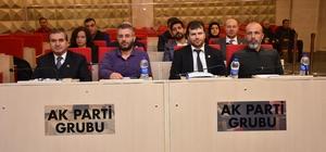 Şehzadeler Belediyesinde 2017'nin ilk meclisi toplandı