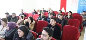 Suruç'ta rehber öğretmenlere madde bağımlılığı semineri verildi